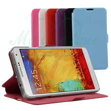 Mobile Phone Flip Cover Case for Samsung Galaxy Note 3