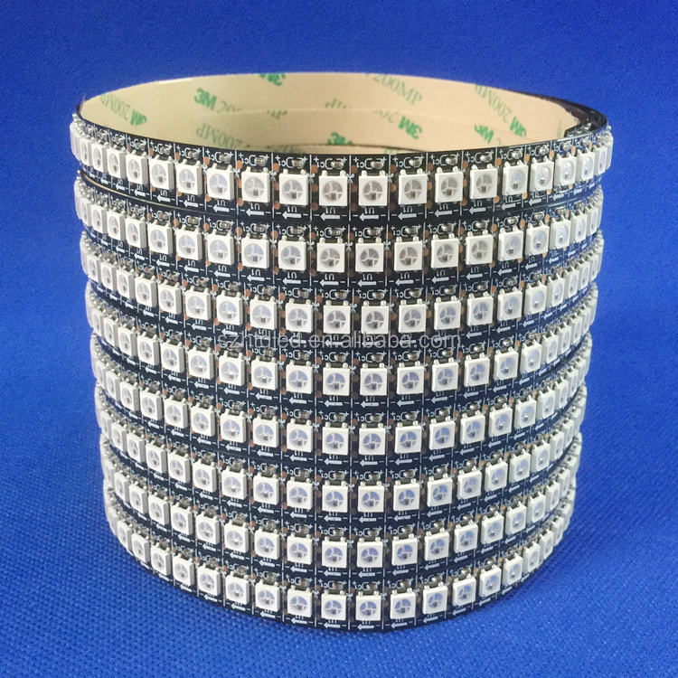 144IC built in LED SK6812IC strip 2813IC Breakpoint continuingly strip full color strip