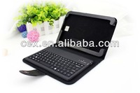 Bluetooth Wireless Keyboard Leather Case Cover Stand for Samsung Galaxy Note 8.0 N5100 N5110