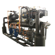 Industrial water cooled trane chiller