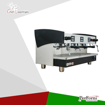 BA-GF-KT16.3 BARISIO robusta arabic espresso coffee machine 3 groups