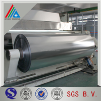 Silver PET aluminum Coated Film Aluminized mylar Film
