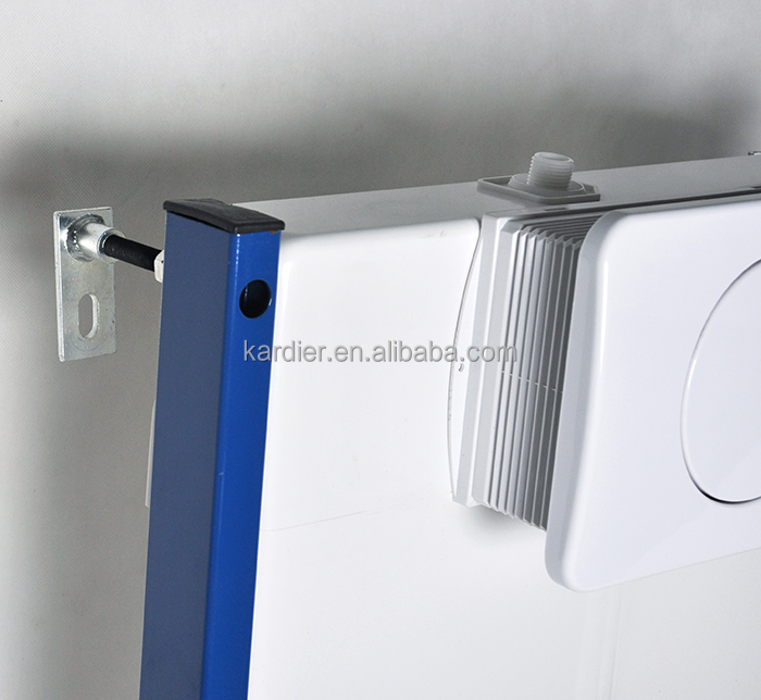 KDR-011A wc flush valve, toilet with concealed cistern, low level toilet cistern
