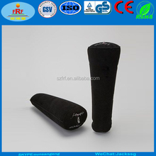 Inflatable flocked boot shaper, Inflatable velvet boot support