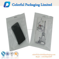Wholesale Mobile Phone / Smart Phone Acessories Plastic Bags with Zip Lock