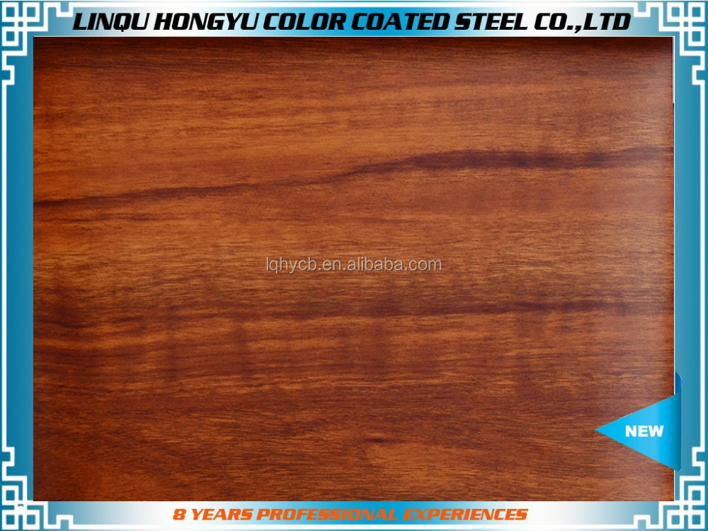 Super hardness ppgi coated steel panels with good quality