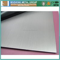 HOT SELLING 304 stainless steel sheet No4 satin finish