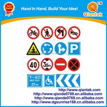Wholesale Plastic or Aluminum Road Traffic Signs,Road Markings