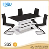 Modern Luxury MDF Furniture Dining Sets