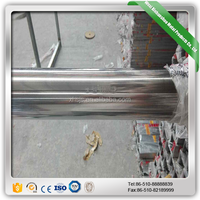 Raw Marterial Inch Diameter Stainless Steel Pipe Tube Grade 2207 Price Per ton