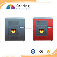 Made in China Ningbo control panel pellet stove