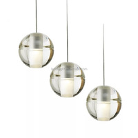 Buy Crystal Ball Chandelier,Acrylic Pendant Light in China on ...