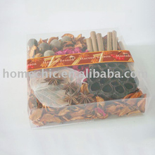 New design the best selling beautiful natural perfumed potpourri gift