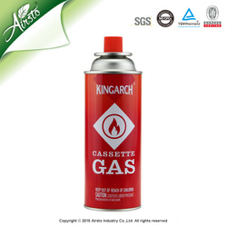 300 Container Per Year Wholesale Pure Cartridge Butane Gas