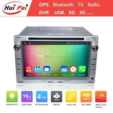 Quad core A9 16GB android 4.4.4 1024*600 HD car dvd player for VW Jetta Polo Bora Golf 4 Passat B5 PEG 307