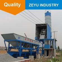 concrete heavy duty industrial plants for road construction