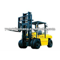 8 ton forklift truck with highest performance