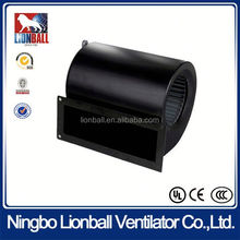 With 36 years experience Double Inlet Ventilation fan 133mm