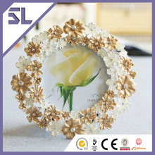 Flower Wedding Decorated Mini Picture Frame Made in China