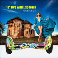 2016 hot selling Adults use the self balancing scooter hot sale, 10 inch vacuum tire hover board factory wholesale