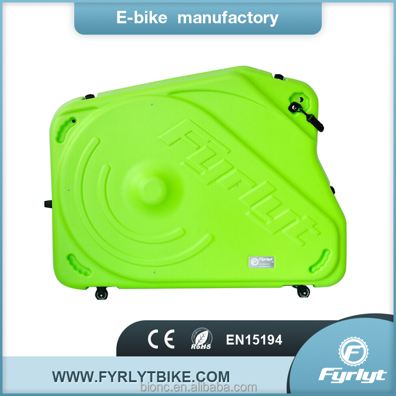 Rolling wheel Bike travel case /Bicycle Bags Hard Cases/Bike Transport Bags & boxes