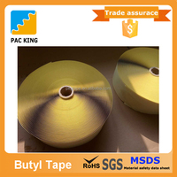 Popular Product Of With Permanent Flexibility Waterproof Nature Rubber Adhesive Butyl Tape