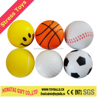 PU Stress Toy Balls