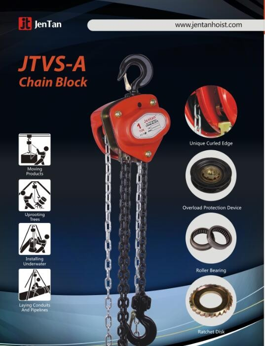 Hot sale good quality Professional Manufacturer manual chain hoist