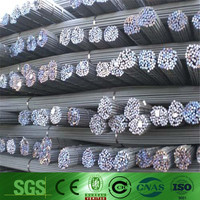 HRB400 HRB 335 steel rebar, deformed steel bar, iron rods for construction