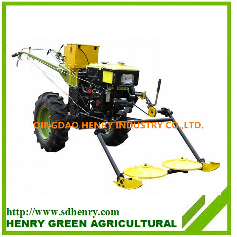 disc mower for walk behind tractor