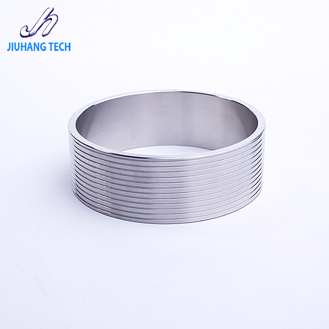 2017 the best quality aluminum precision machining ring CNC turning part and CNC turning service