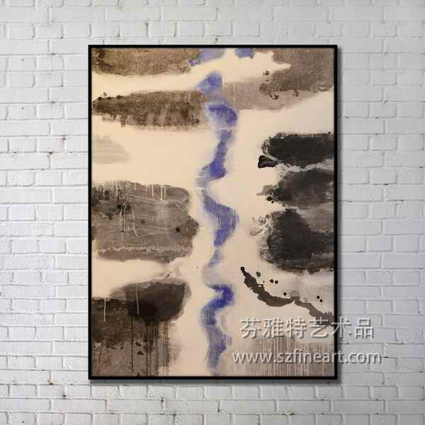 Fine Decorative Modern Abstract Canvas Art, Wall Art