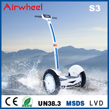 Airwheel 2 wheel electric tricycle