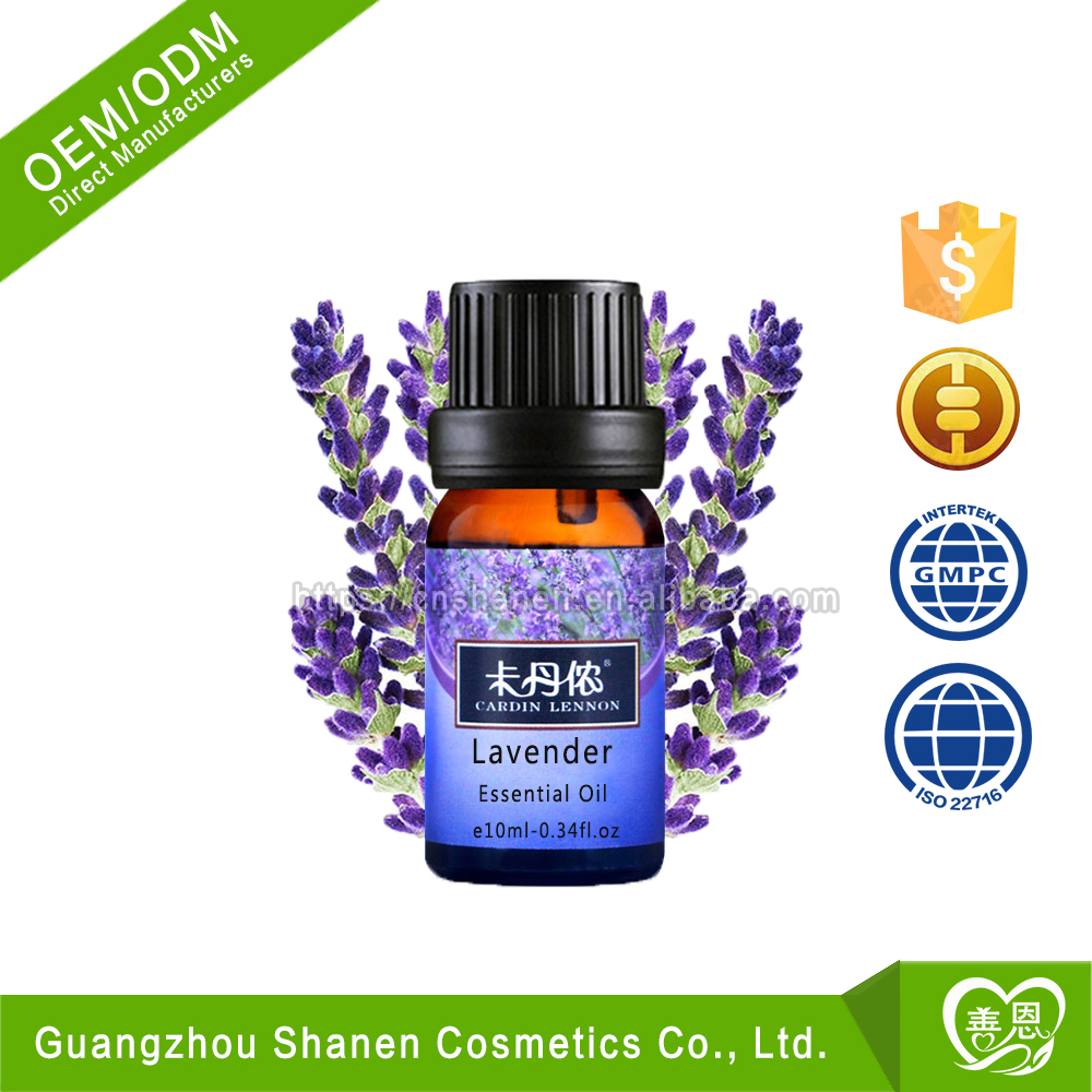 ODM/OEM Aromatherapy Lavender 100% Pure Natural Essential Oil