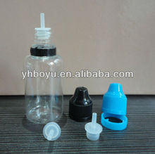 e cig liquid flavor bottle