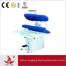 fully automatic or semi-automatic dry cleaning press machine used for dry cleaning shop