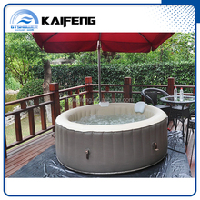 Cheap Freestanding Round Bathtub adult inflatable bathtub