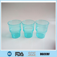 disposable PS plastic cups,airline PS cups,crystal clear PS cups