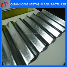 hot dipped zinc steel roofing sheet building material