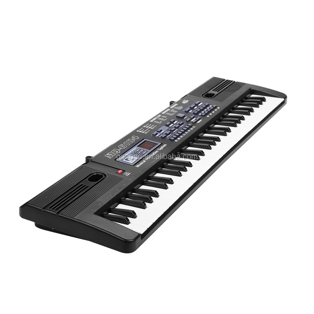 Plastic 61 keys keyboards music electric piano