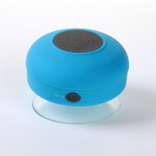 Waterproof Wireless Bluetooth Speaker Shower Car BTS06 With Hands Free