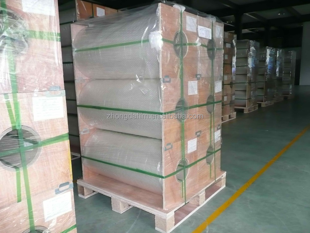 PVC SHRINK SLEEVE FILM