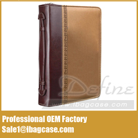 Custom leather bible cover For Brands