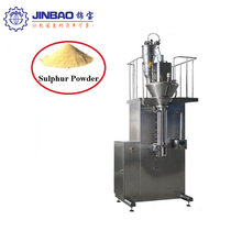 Sulphur powder automatic packaging machine bag 25kg packing and filling machine