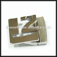 MB1295 Fashion aviation buckle fashion belt buckle