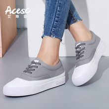 2017 New Style Latest Girls Canvas Designer Shoes Women