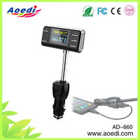 New!!instructions car mp3 player fm transmitter,fm transmitter usb aux,mp3 player with fm transmitter of AD-915