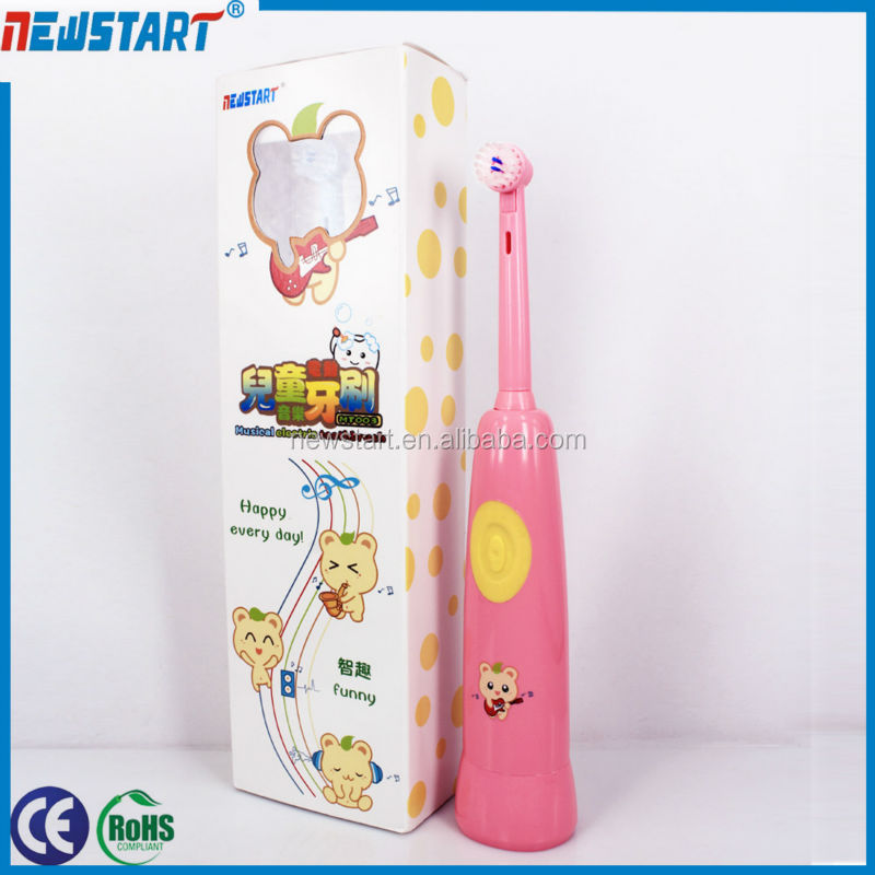 Changeable head toothbrush kids /adult musical toothbrush