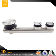 high quality Tempered glass sliding door roller for door <strong>hardware</strong>