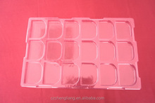 cheap plastic packaging blister clear pvc high quality